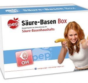 PEP Säure Basen Box