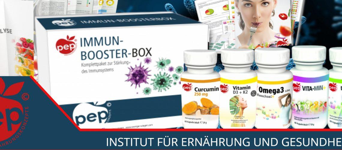 PEP Immunbooster Box